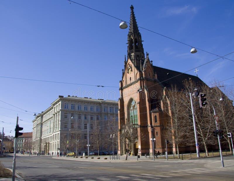 Cervenak Kirche lizenzfreie stockfotos