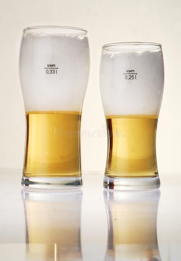 Cerveza 4 imágenes de archivo libres de regalías