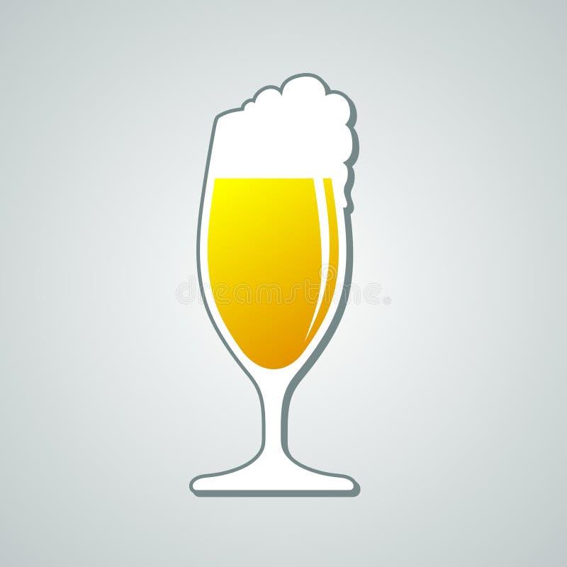 Cerveza ilustración del vector