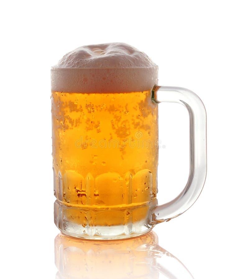 Cerveza - camino fotografía de archivo
