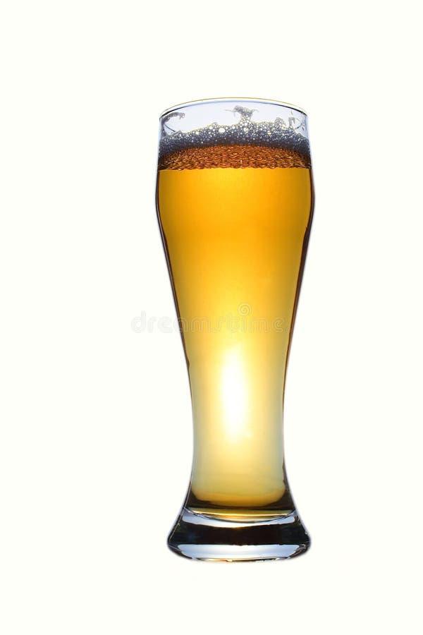 Cerveza chalada imagenes de archivo
