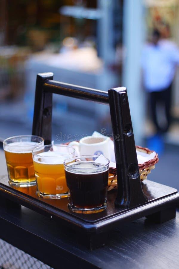 Cerveza de barril fotos de archivo libres de regalías
