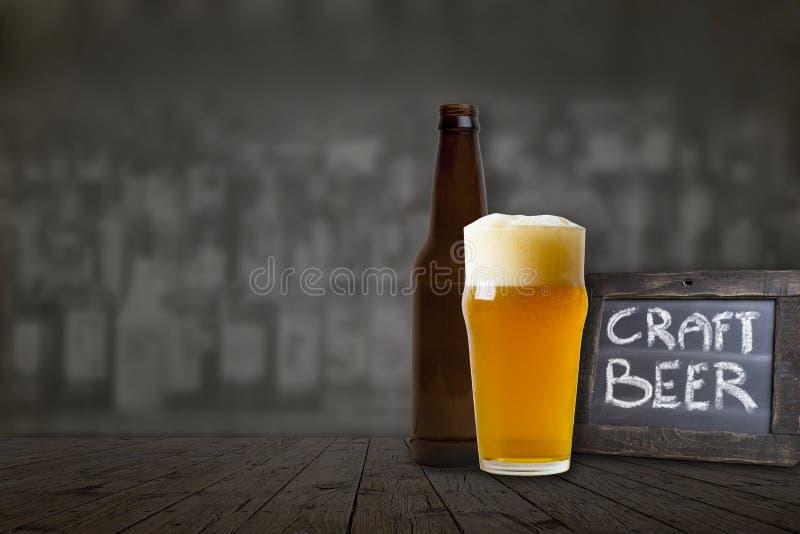 Cerveza del arte fotos de archivo