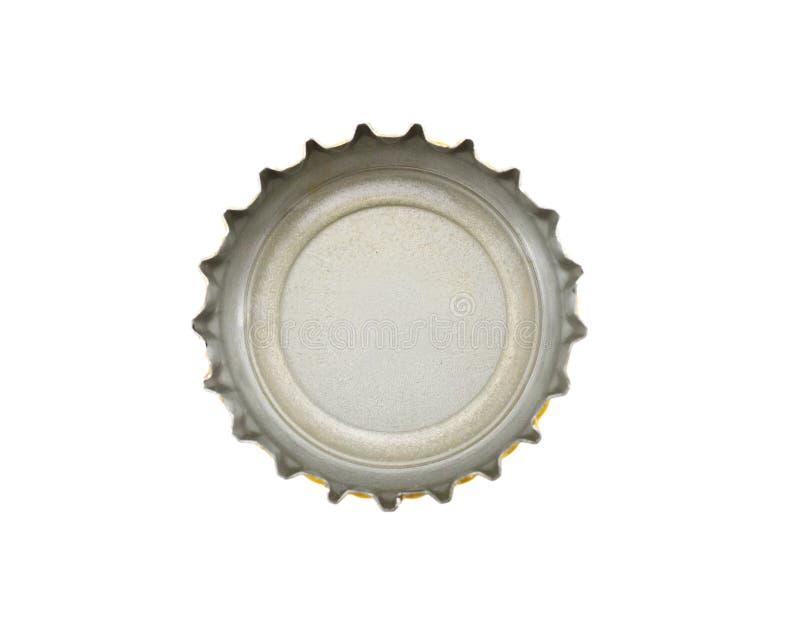 Cerveza del casquillo imagen de archivo