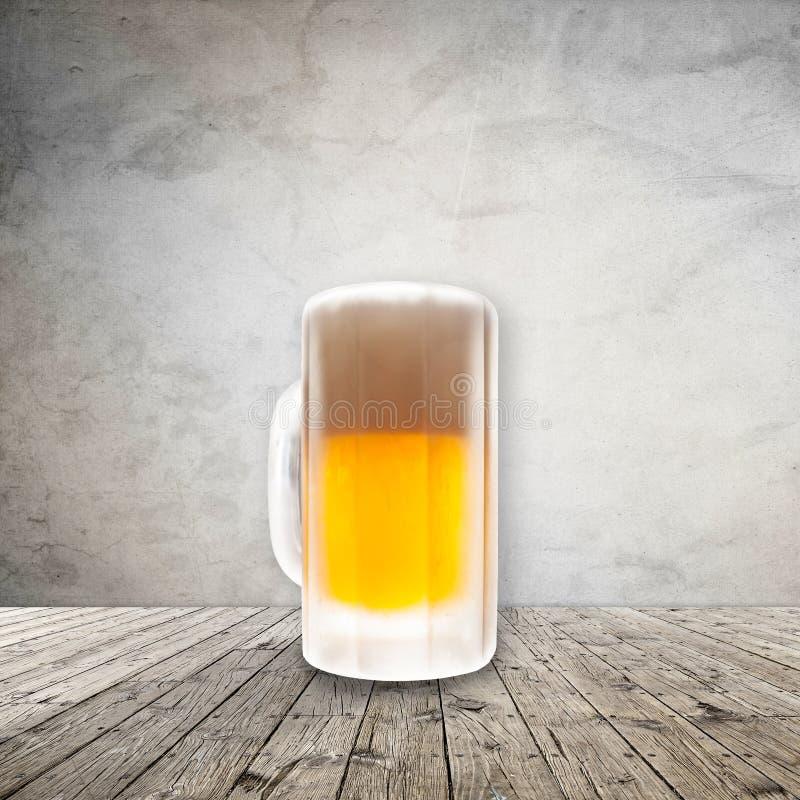 Cerveza fría fresca fotos de archivo