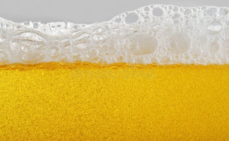 Cerveza ligera imágenes de archivo libres de regalías