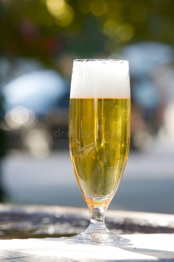 Cerveza sabrosa fotos de archivo