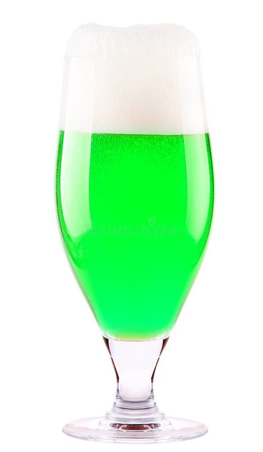 Download Cerveza Verde Aislada En Un Blanco Imagen de archivo - Imagen de fresco, oscuro: 42443105