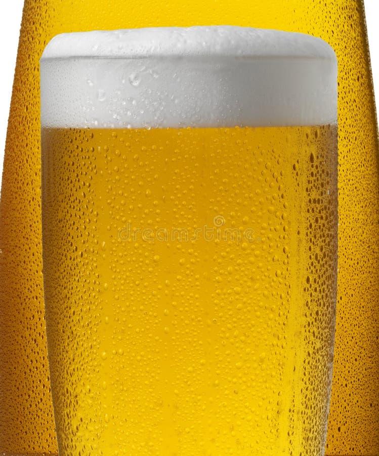 Cervezas frías fotos de archivo libres de regalías
