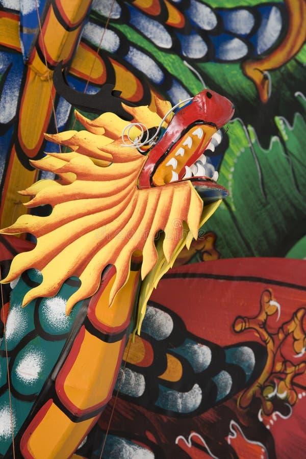 Cervi volanti 3 del Bali immagine stock