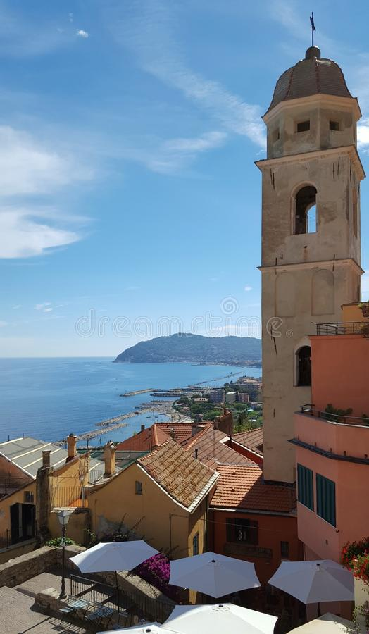 Cervo in Italia stock photos