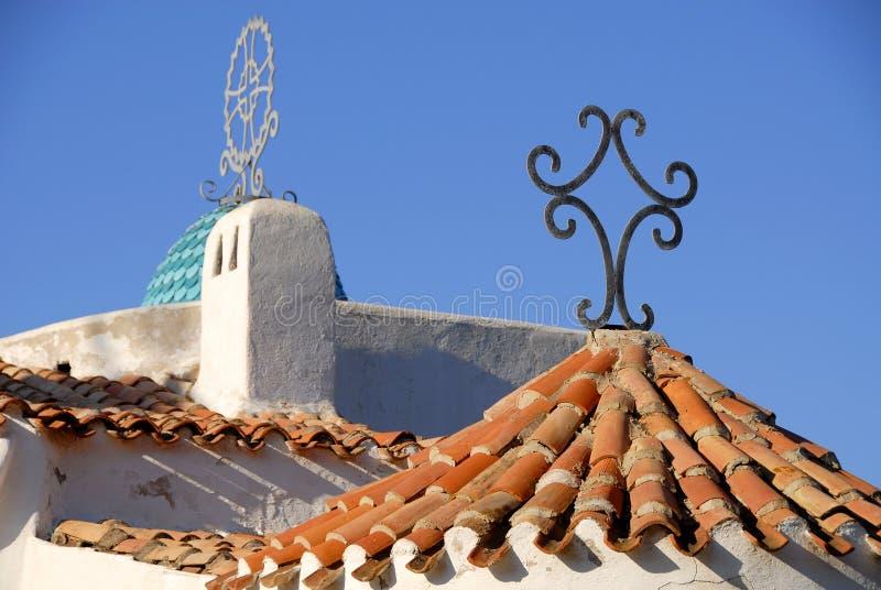 cervo Italie Porto Sardaigne image stock