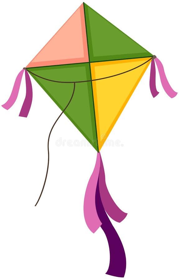 Cervo volante royalty illustrazione gratis