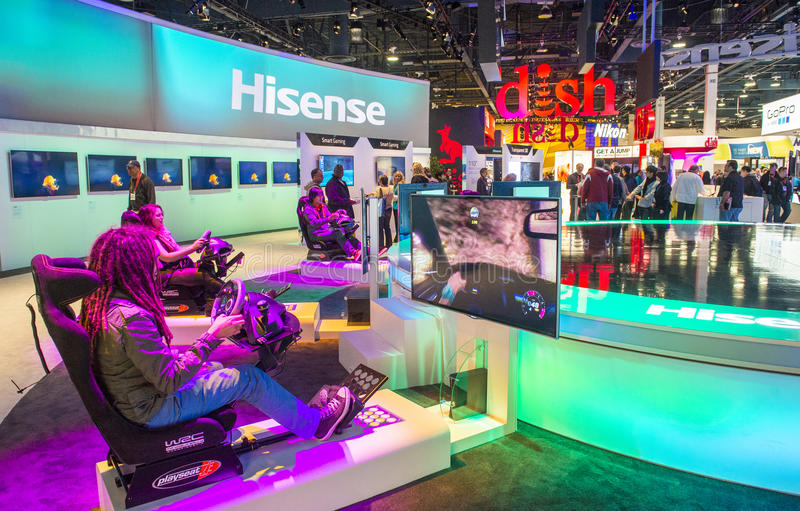 Download CES 2013 Editorial Stock Photo - Image: 30328123