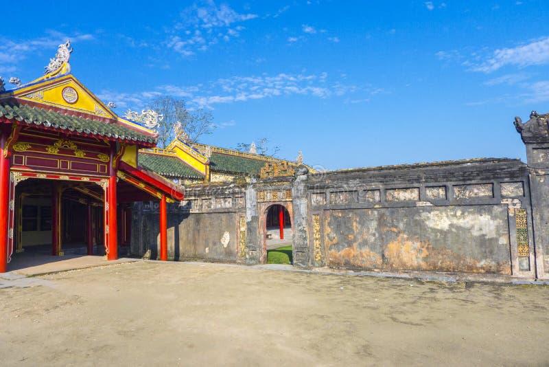 Cesarski miasto odcień Wietnam zdjęcie royalty free