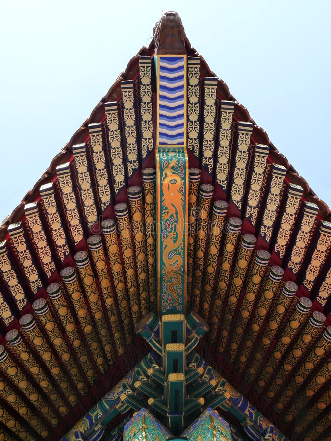 cesarski pałac obraz royalty free