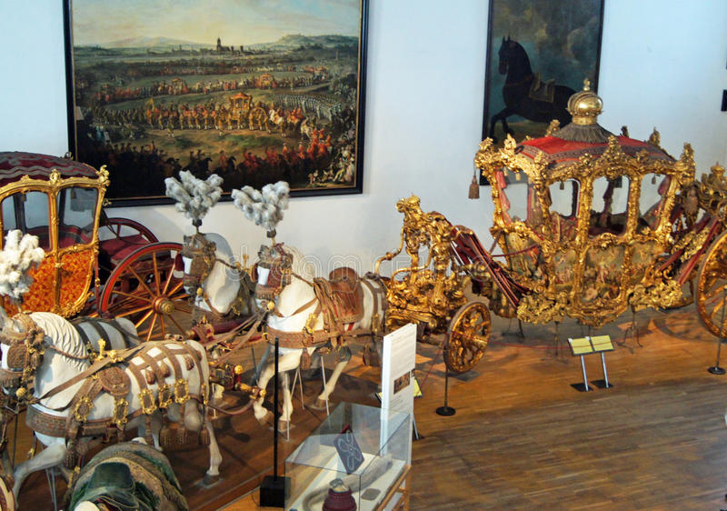 Cesarski wagen zdjęcie stock