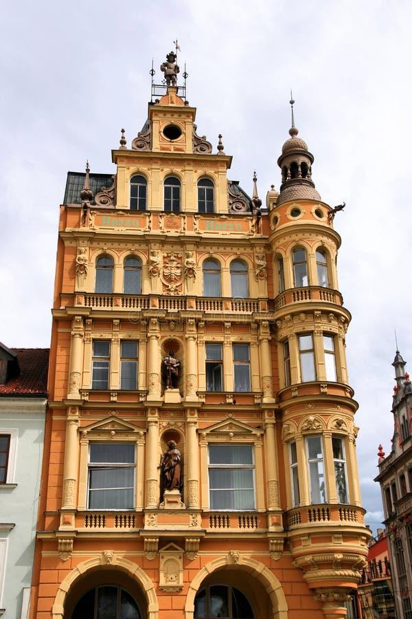 Ceske Budejovice photo libre de droits
