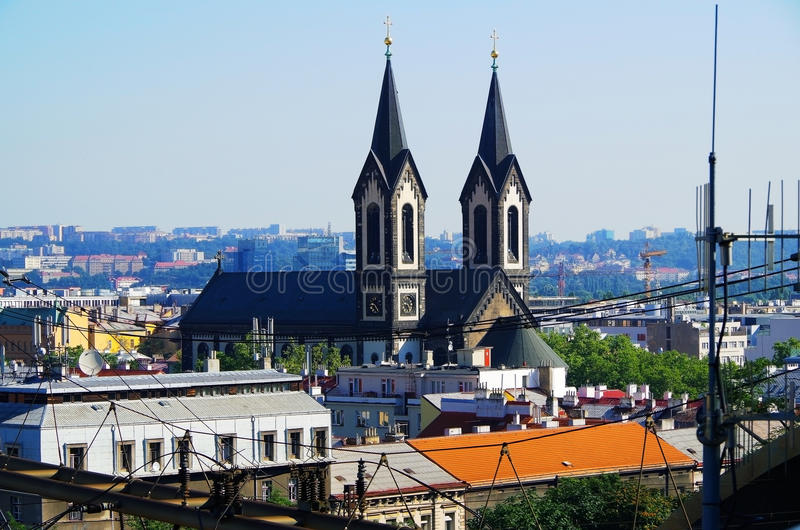 cesky τσεχική πόλης όψη δημοκρατιών krumlov μεσαιωνική παλαιά Πράγα στοκ φωτογραφίες με δικαίωμα ελεύθερης χρήσης