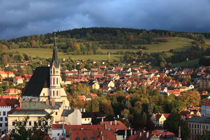 Download Cesky Krumlov stock image. Image of cesky, country, europe - 22160043