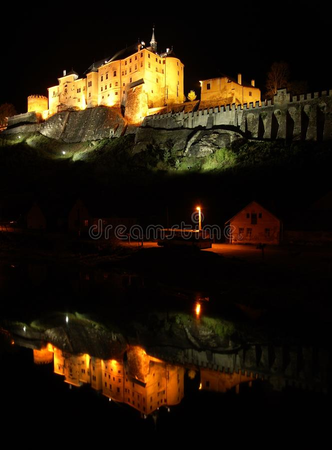Free Cesky Sternberg Castle Stock Photos - 9530373