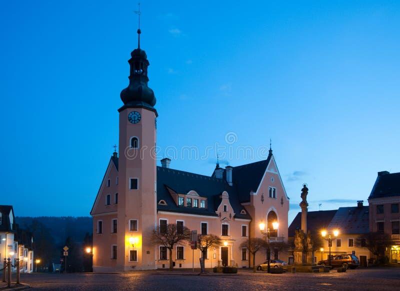 Ceskykopie, Tsjechische republiek royalty-vrije stock afbeelding