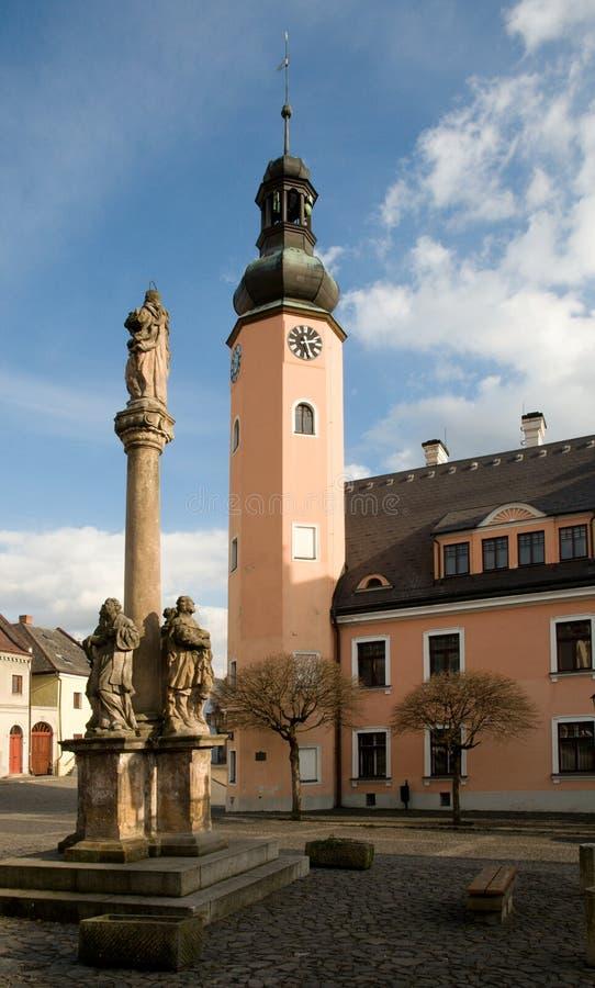 Ceskykopie, Tsjechische republiek royalty-vrije stock fotografie