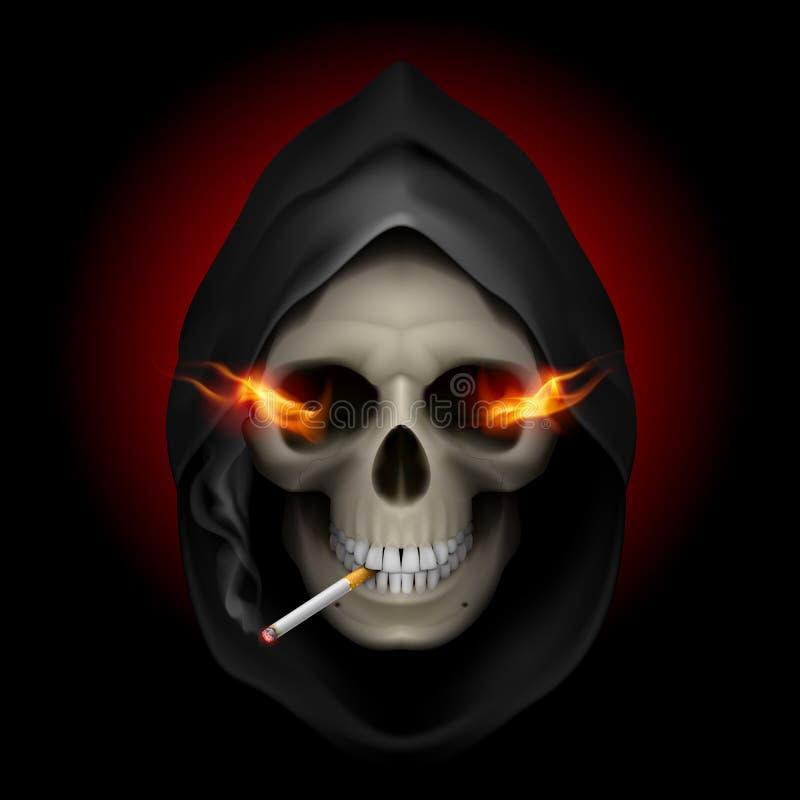 Cessez le tabagisme. illustration libre de droits
