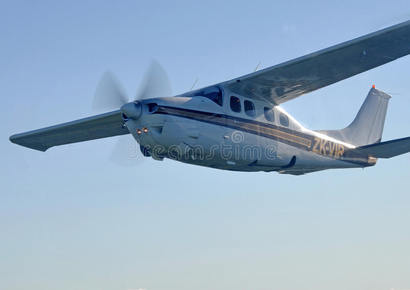 Cessna 210 royalty-vrije stock fotografie
