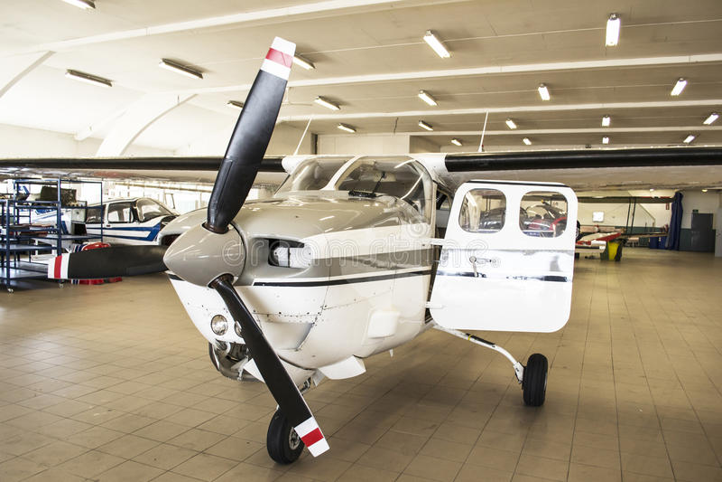 Cessna 803 immagini stock