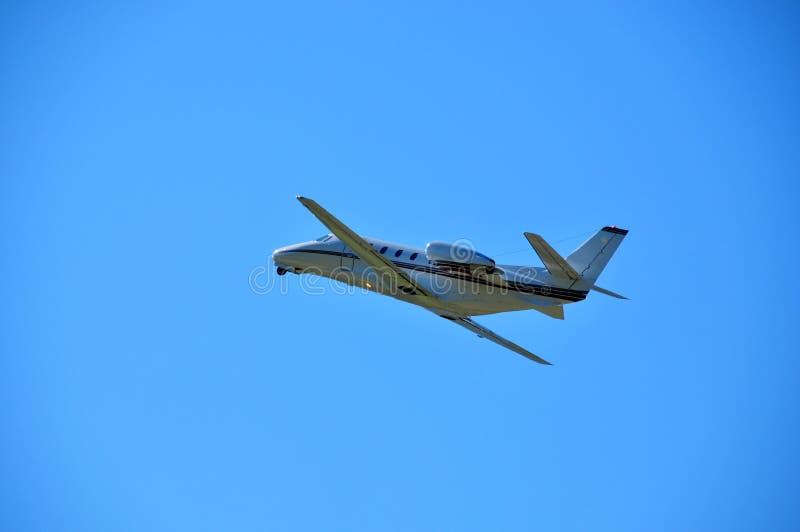 Cessna citation royalty free stock photo