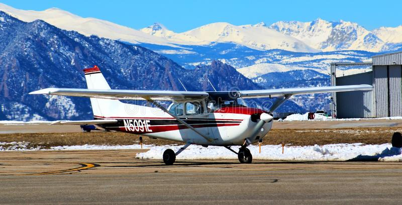 Cessna 1979 172N images stock