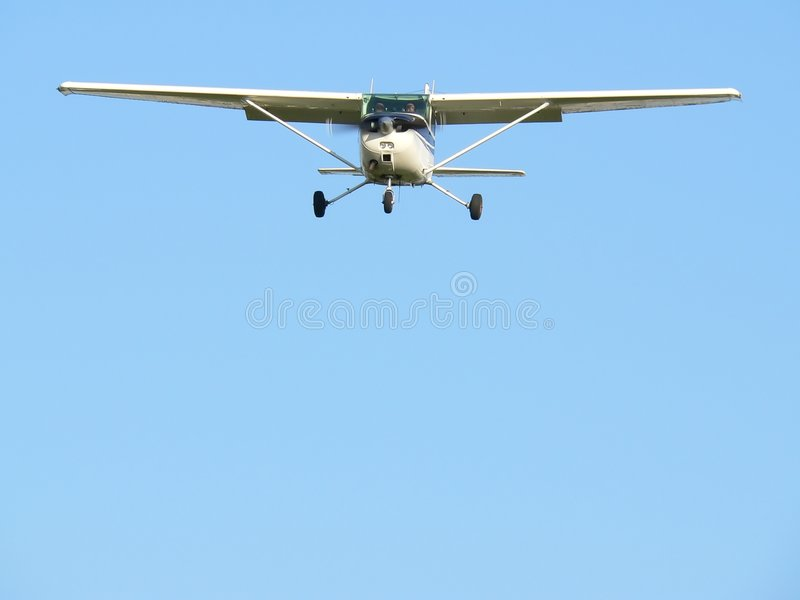 Cessna plane stock images