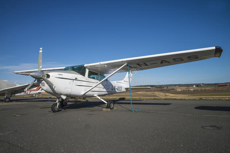 Cessna 182 Skylane image libre de droits