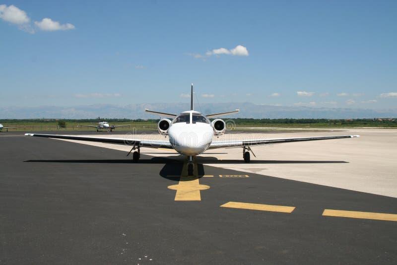 Cessna Zitieren-Strahl 1 lizenzfreie stockbilder