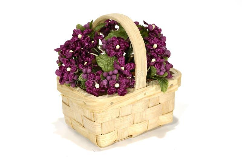 Cesta da flor fotos de stock