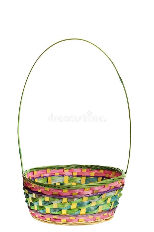Cesta de Easter fotos de stock royalty free