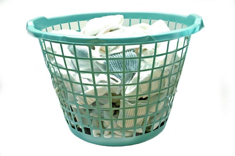 Download Cesta de lavanderia imagem de stock. Imagem de roupa, detergente - 114739