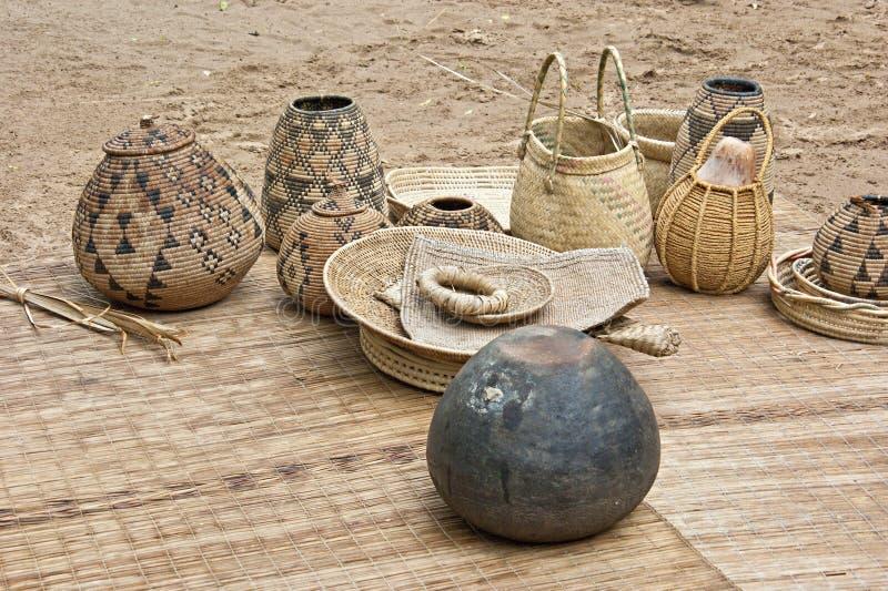 Zulú-Artes fotografía de archivo libre de regalías