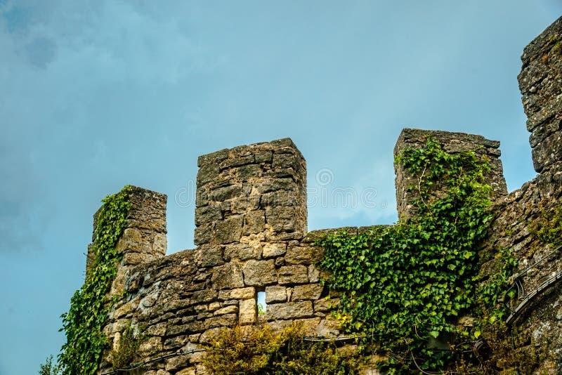 Cestavesting, San Marino royalty-vrije stock foto's