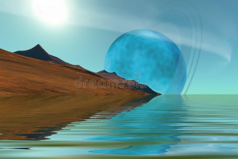 Download Cestus stock abbildung. Illustration von wolken, entspannung - 9093951
