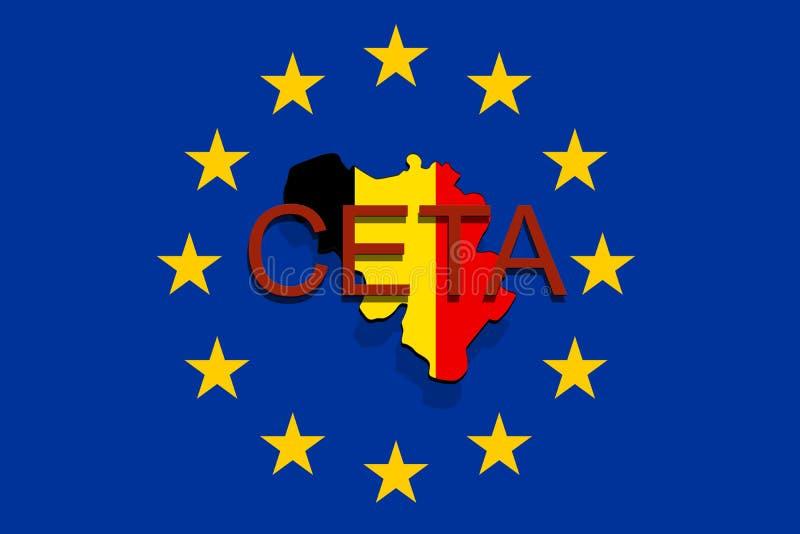 Ceta Comprehensive Economic And Trade Agreement On Euro Union