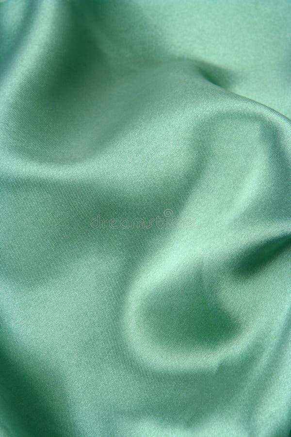 Cetim verde imagem de stock royalty free