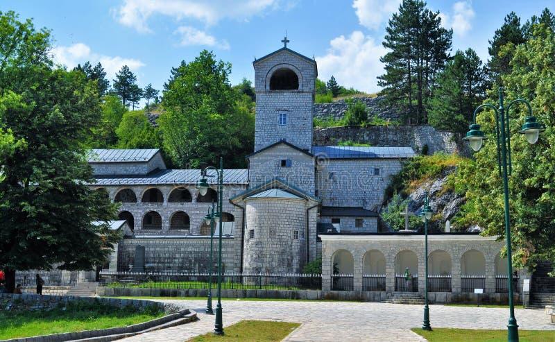 Cetinje Monastery - Montenegro royalty free stock photos