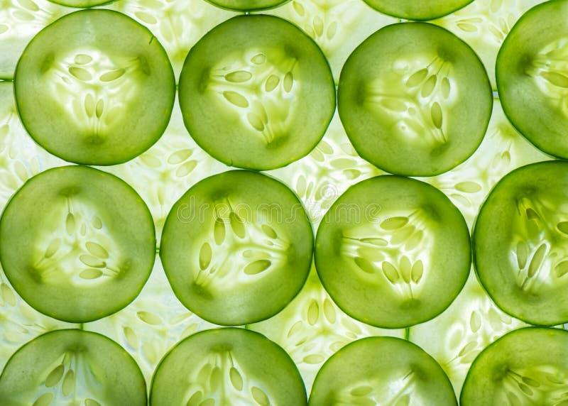 Cetriolo, frutti fotografie stock libere da diritti