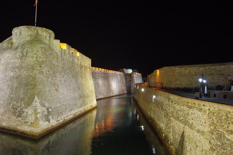 Ceuta stockfoto