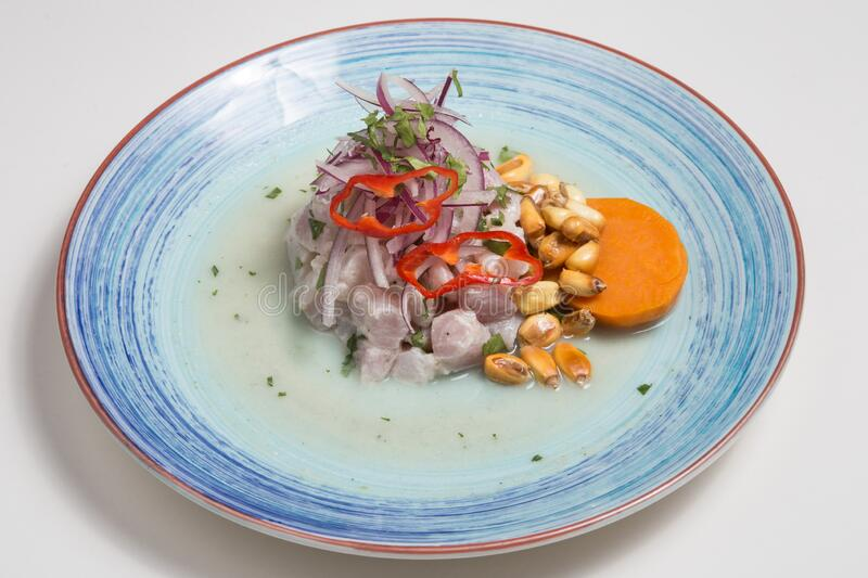 Ceviche Peruano Photos Free Royalty Free Stock Photos From Dreamstime