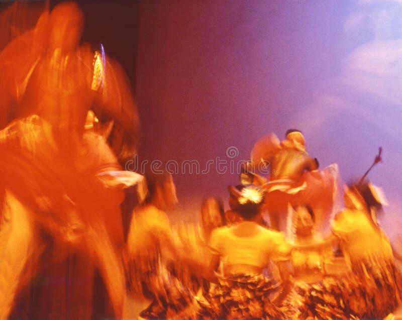 Ceylon 05 tancerzy obrazy stock