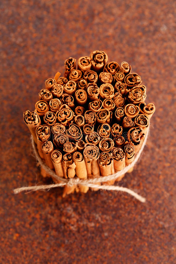 Ceylon cinnamon stock photos