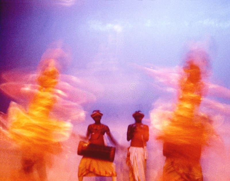 Ceylon-Tänzer 08 lizenzfreies stockfoto